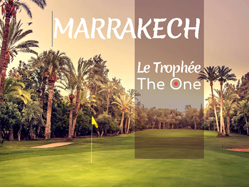 Programme Trophee Golf The One
