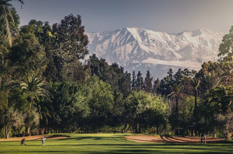 Golf Marrakech 4