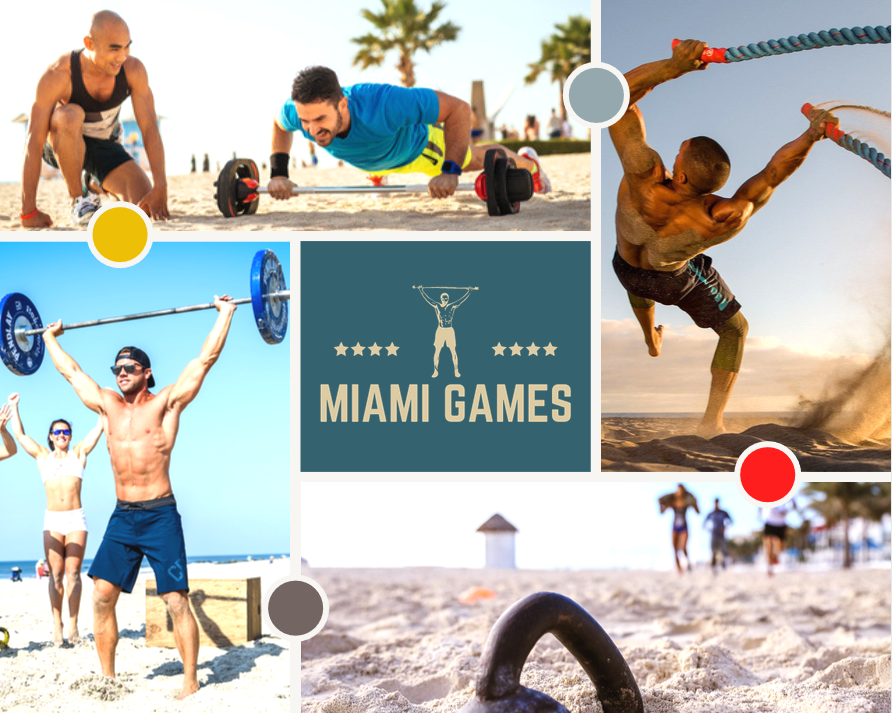 Miami games board